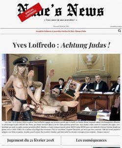 Nabe's News - Numéro 12 - Spécial Yves Loffredo