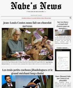 Nabe's News - 20 juin 2017 - Jean-Louis-Costes