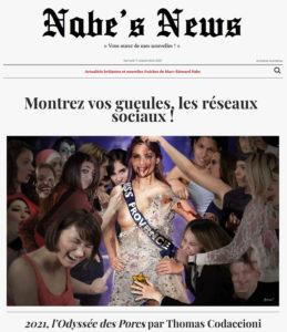Nabe's News - Numéro 29 - Nabe's News - Numéro 29 Miss France Les Porcs 2 - Pierre Cormary - Daniel Conversano - Ariane Chemin - Delphine Volange